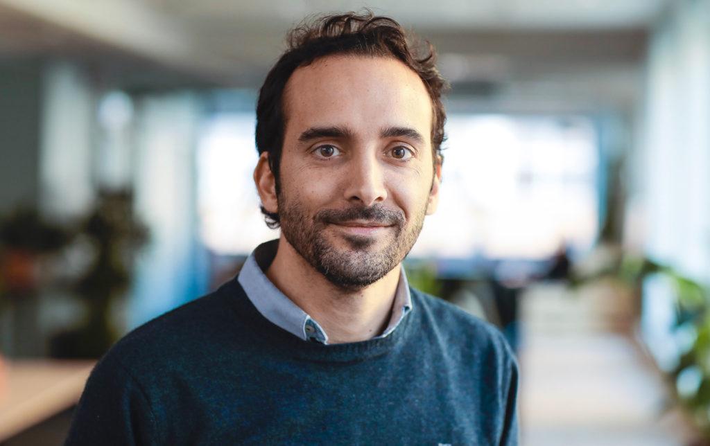 Miguel Frasquet, CEO de Solatom